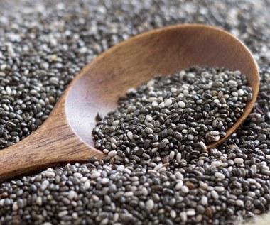 Nasiona chia to cudowny produkt