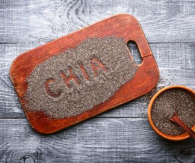 Nasiona chia: Wsparcie dla serca i pomoc w odchudzaniu
