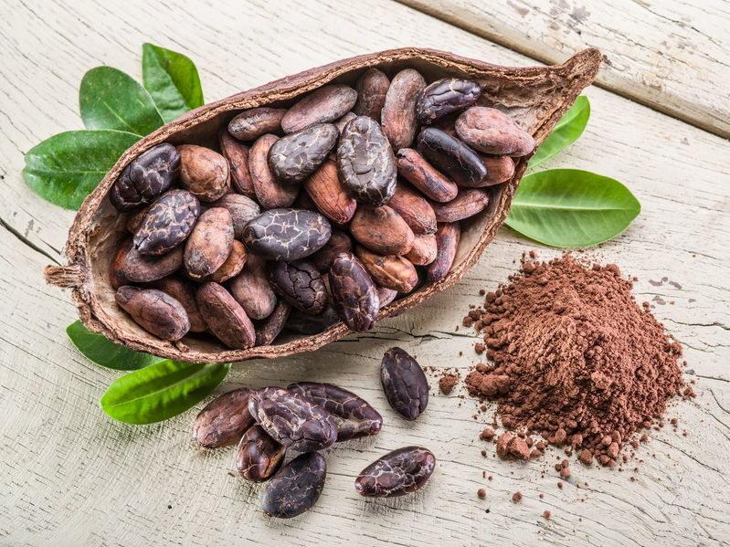 Nasiona kakaowca /©123RF/PICSEL