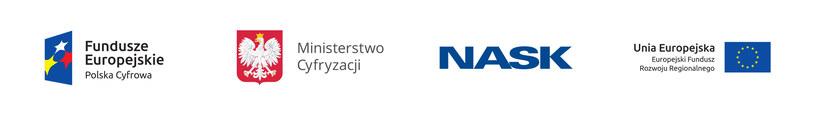 NASK belak z logotypami /materiały promocyjne