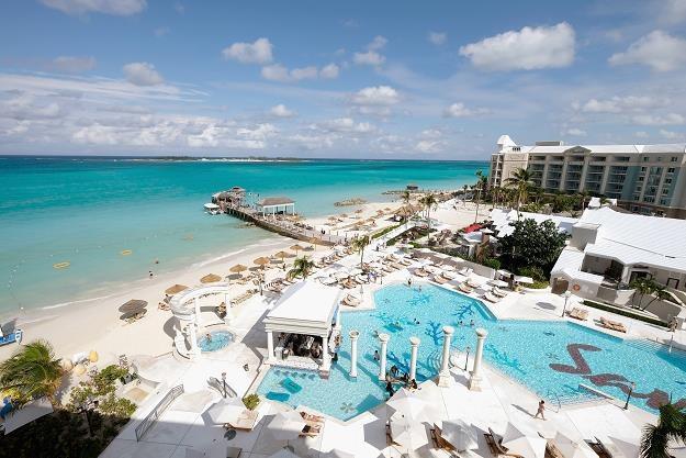 Nassau, stolica Bahamów. Fot. Dimitrios Kambouris /Getty Images/Flash Press Media
