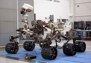 Następca Curiosity poleci na Marsa za 8 lat