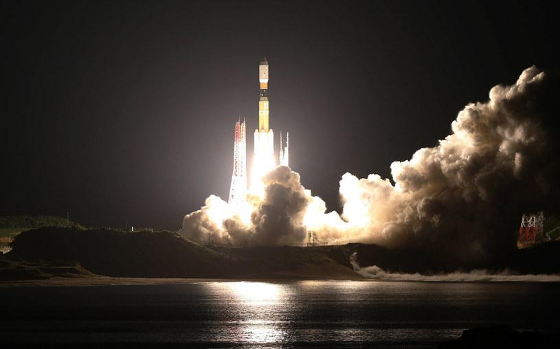 Następca japońskiej rakiety H-II ma wystartować w roku 2020. /AFP