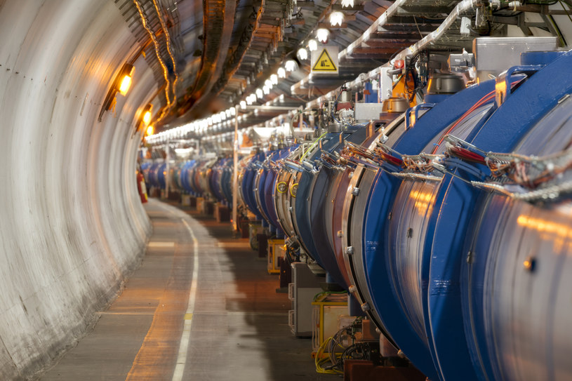 Następca LHC będzie większy i potężniejszy /materiały prasowe