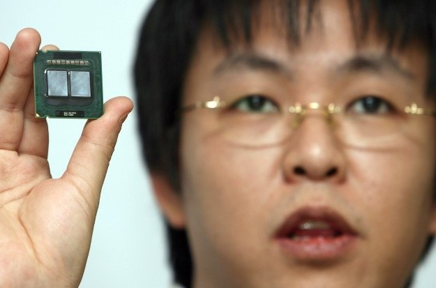 Następna generacja mobilnych procesorów Intela ma być nawet dwa razy szybsza od wcześniejszej /AFP