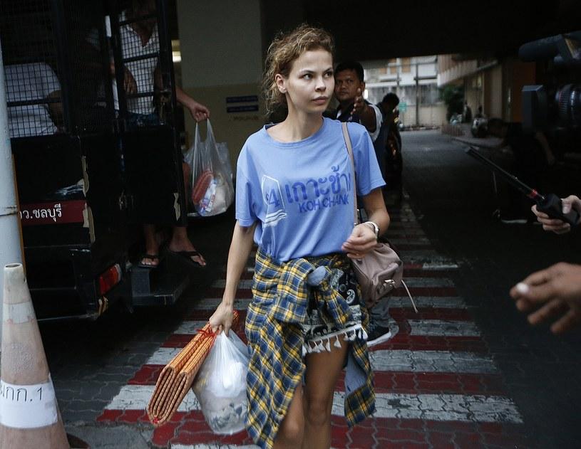 Nastia Rybka została aresztowana w Tajlandii /AP Photo/Sakchai Lalit /East News