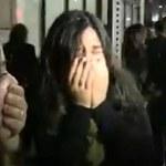 Nastolatka popłakała się z rozpaczy!