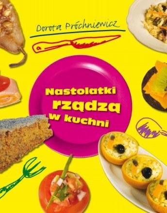 Nastolatki rządzą w kuchni /INTERIA.PL