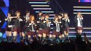 Nastoletnie japońskie gwiazdy zaatakowane piłą!