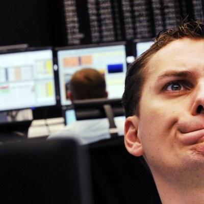 Nastroje inwestorów już od rana nie były najlepsze /AFP
