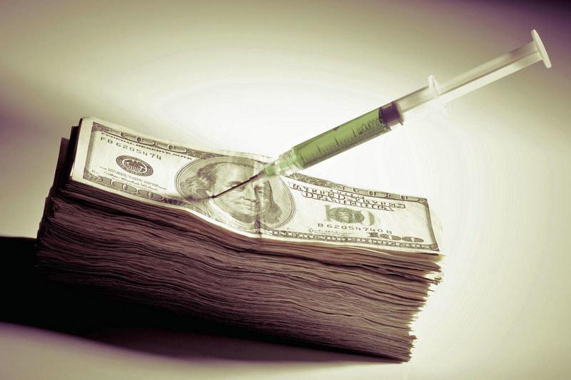 Nastroje poprawia tani dolar /123RF/PICSEL