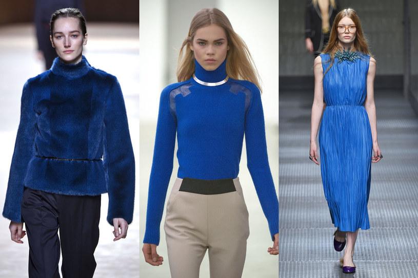 Nasycony odcień niebieskiego jest teraz bardzo modny /East News/ Zeppelin