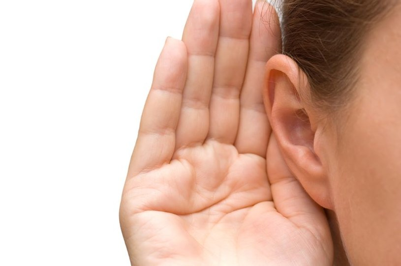 Nasz mózg widzi też... uszami /123RF/PICSEL