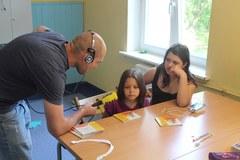 Nasz prezent na Dzień Dziecka. Audiobooki od RMF FM dostali pacjenci z gdańskiego szpitala