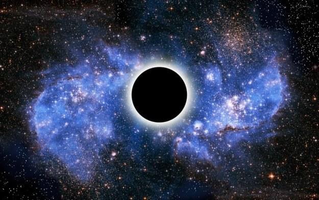 Nasz wszechświat mógł narodzić się dzięki czterowymiarowej czarnej dziurze. Brzmi zbyt egzotycznie? /materiały prasowe