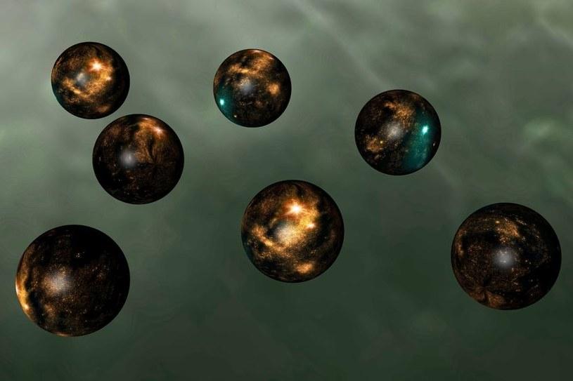 Nasz wszechświat nie jest jedyny? /123RF/PICSEL