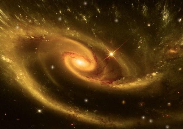 Nasz wszechświat nie ulegnie Wielkiej Zapaści, raczej przemianie fazowej /123RF/PICSEL