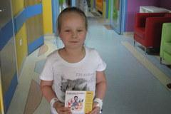 Nasza bajkowa płyta dotarła do małych pacjentów w Śląskiem