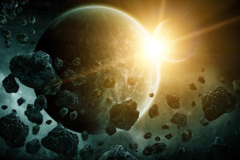 Nasza planeta w przeszłości kilka razy utraciła atmosferę? To możliwe /123RF/PICSEL