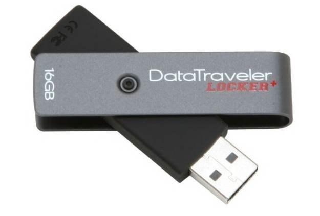 Nasza przenośna pamięć USB kryje wiele sekretów - nie chcielibyśmy, aby wpadły one w złe ręce /materiały prasowe
