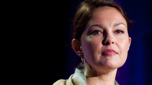 Nasza przeszłość ma ogromny wpływ na nasze życie - przekonuje Ashley Judd / fot. Brendan Hoffman /Getty Images/Flash Press Media