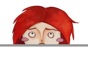 Nasze bajki: O Ewie, co ma czerwone włosy