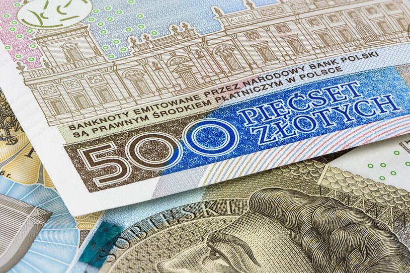 Nasze banki nie chcą 500 zł /123RF/PICSEL