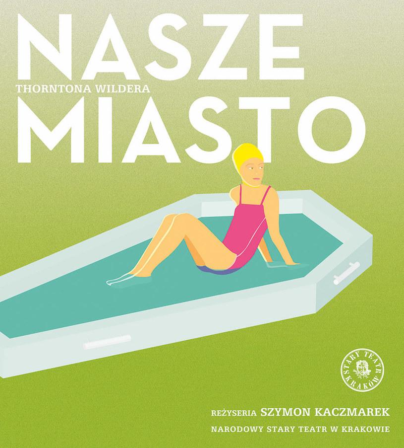 """""""Nasze Miasto"""" to premiera Starego Teatru  /Stary Teatr"""