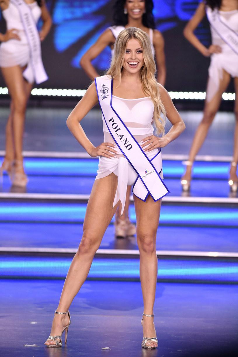 Natalia Balicka zdobyła tytuł Kontynentalnej Królowej Piękności /Lukasz Kalinowski/East News /East News