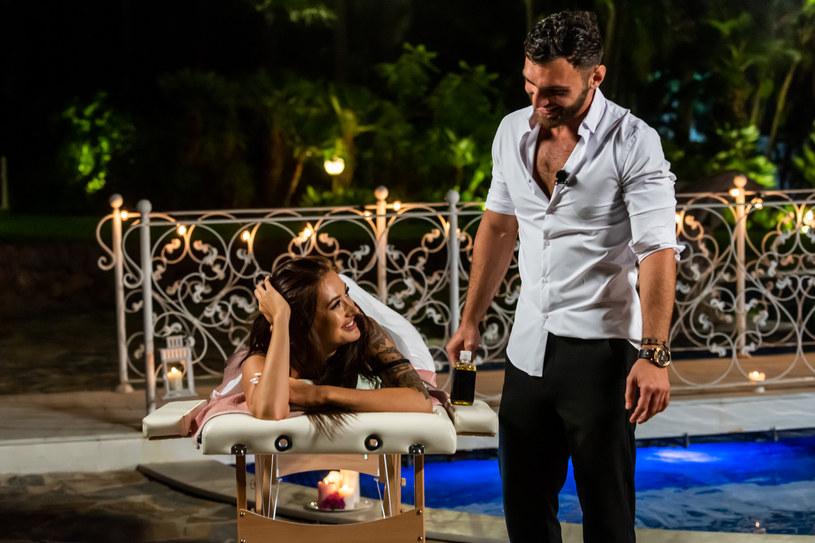 """Natalia i Mika w """"Love Island. Wyspa miłości"""". /Polsat /materiały promocyjne"""