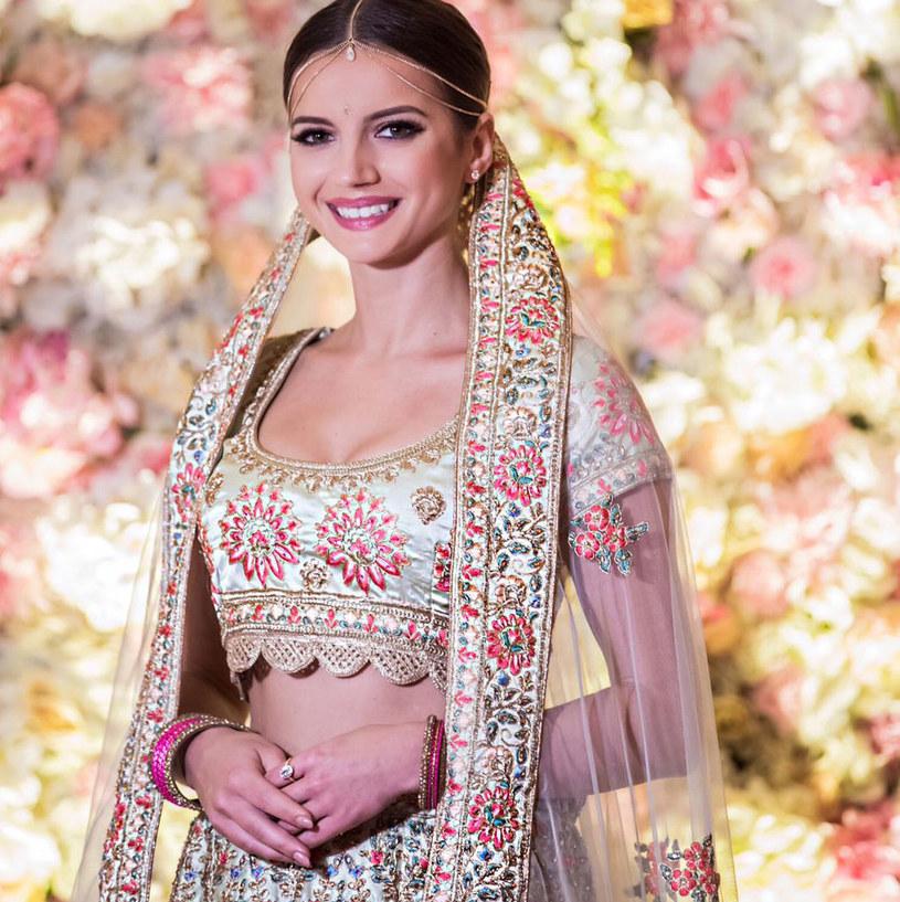 Natalia Janoszek podbiła serca fanów Bollywood /materiały prasowe