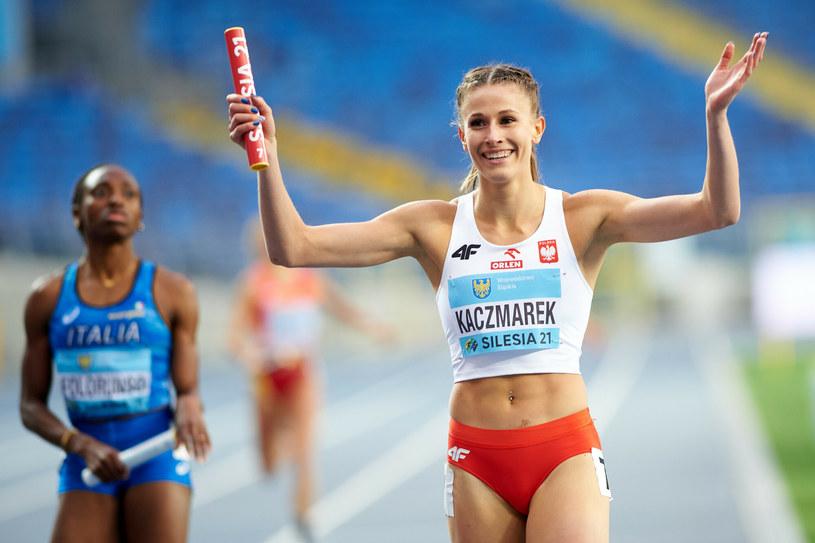 Natalia Kaczmarek /Łukasz Szeląg /East News