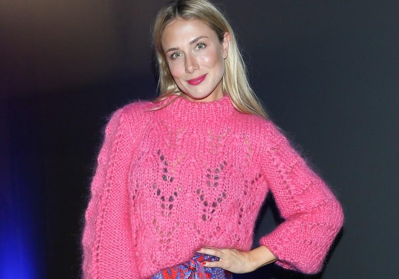 Natalia Klimas. 37-letnia aktorka jest w związku małżeńskim z Mikołajem Boberem /Pawel Wrzecion /MWMedia