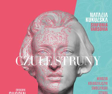 """Natalia Kukulska """"Czułe struny"""": Chopin dla wszystkich [RECENZJA]"""
