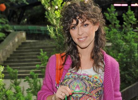 Natalia Kukulska - fot. Andras Szilagyi /MWMedia