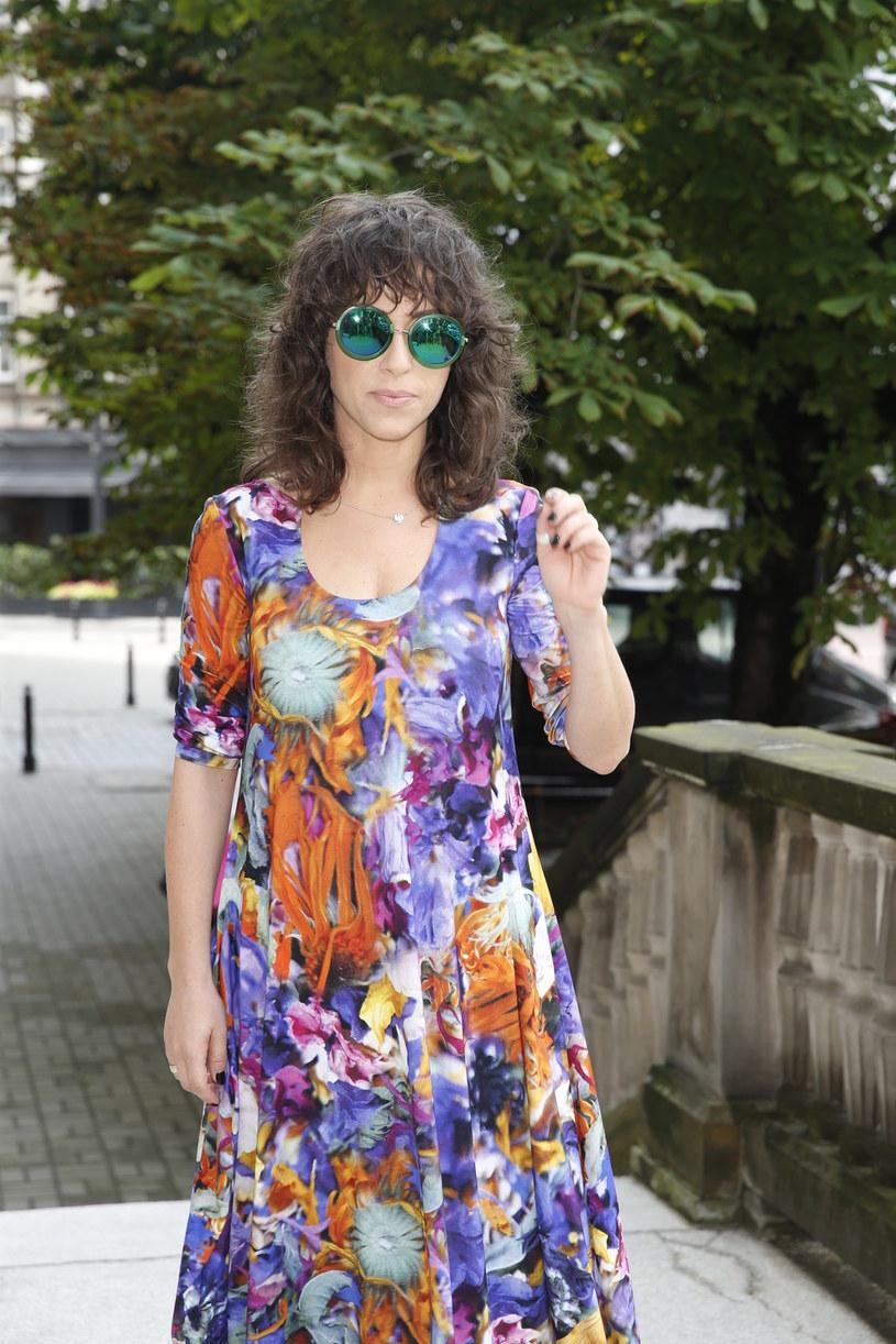 Natalia Kukulska na otwarciu butiku przyjaciółki /Podlewski /AKPA