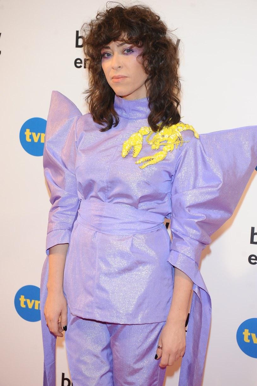 Natalia Kukulska podczas Bestsellerów Empiku /VIPHOTO /East News