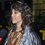 Natalia Kukulska w oryginalnej kreacji na pokazie mody