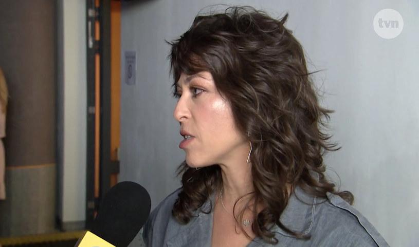 """Natalia Kukulska w wywiadzie dla """"Dzień dobry TVN"""" /"""
