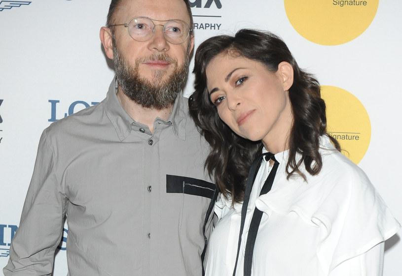 Natalia Kukulska z mężem /Piotr Andrzejczak /MWMedia