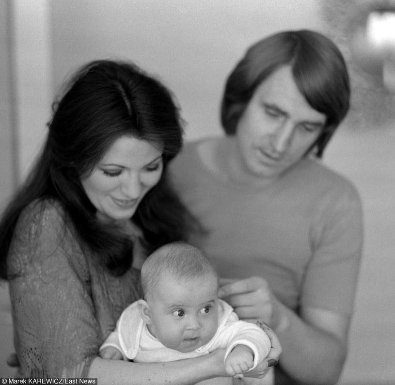 Natalia Kukulska z rodzicami /Marek Karewicz /East News