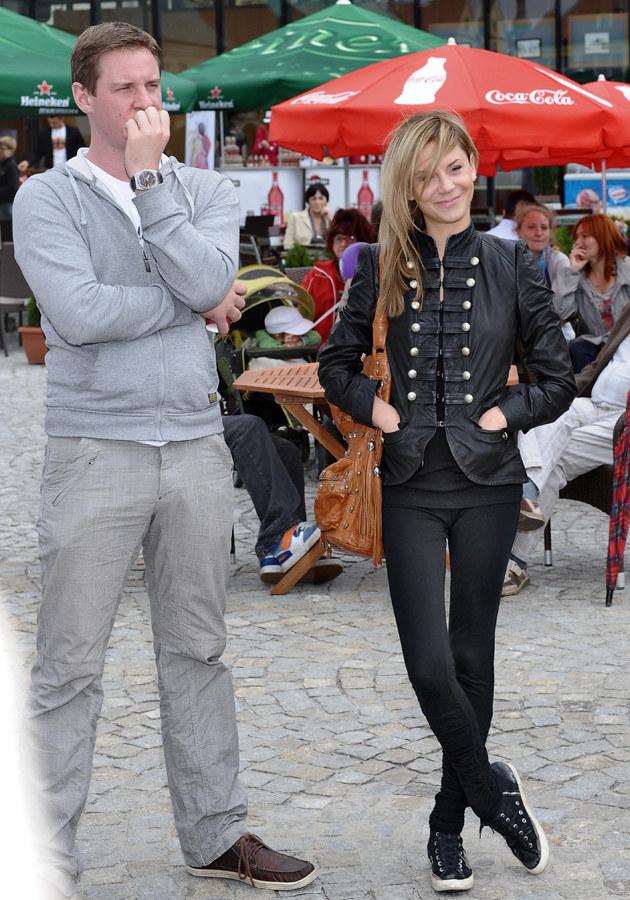 Natalia Lesz, Bartosz Głogowski  /MWMedia