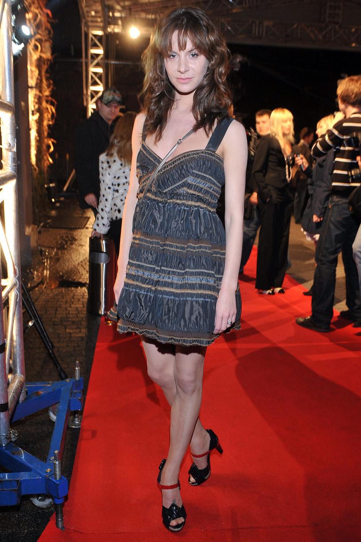 Natalia Lesz jako wokalistka zadebiutowała w 2008 r. /AKPA