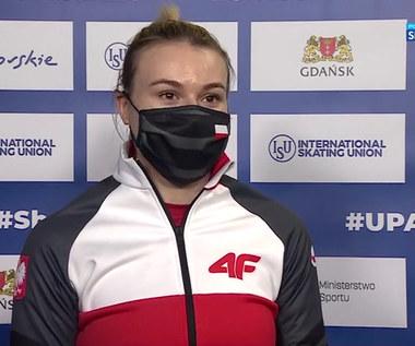 Natalia Maliszewska: Lepszego początku sezonu nie mogliśmy sobie wymarzyć (POLSAT SPORT). Wideo