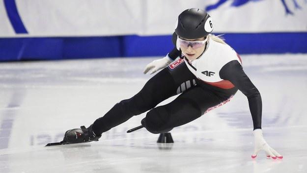 Natalia Maliszewska mistrzynią Europy w short tracku!