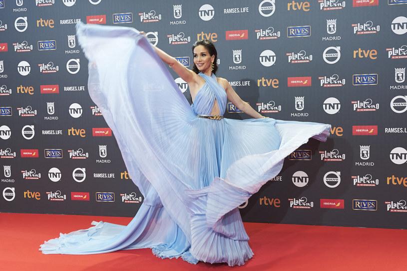 Natalia Oreiro będzie przebojem mundialu w Rosji? /Carlos Alvarez /Getty Images