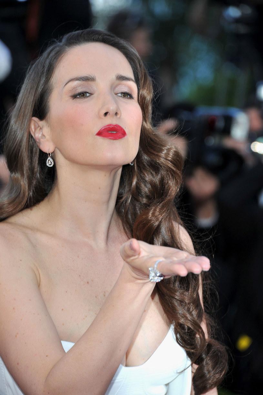 Natalia Oreiro podczas Festiwalu w Cannes /Pascal Le Segretain /Getty Images