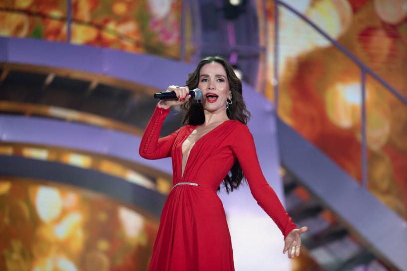 Natalia Oreiro podczas Sylwestra 2019 w Zakopanem /Piotr Korczak /Reporter