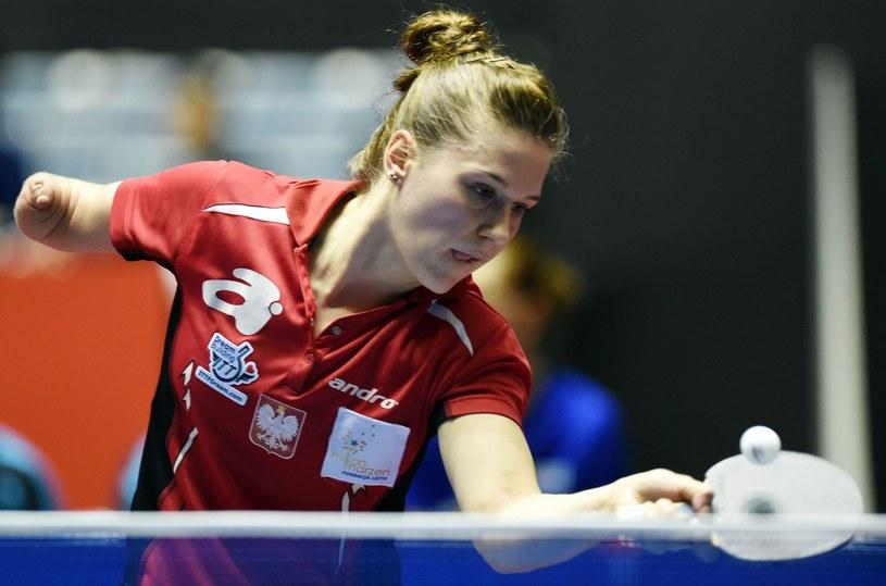 Natalia Partyka bronić będzie w Rio złota z Londynu /AFP