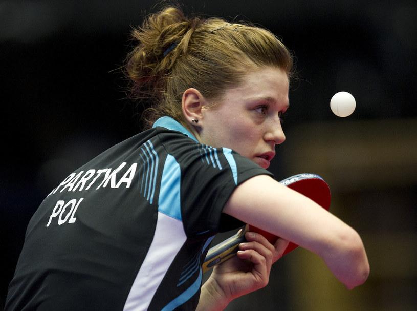 Natalia Partyka /AFP